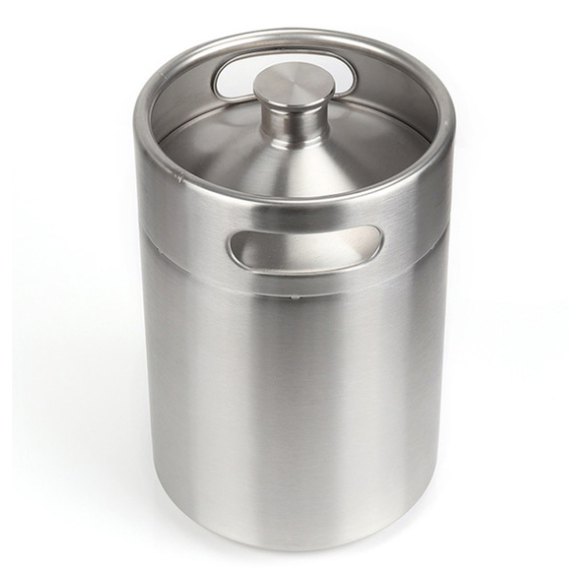 Stainless Steel 5 Litre Mini Beer Kegs For Sale