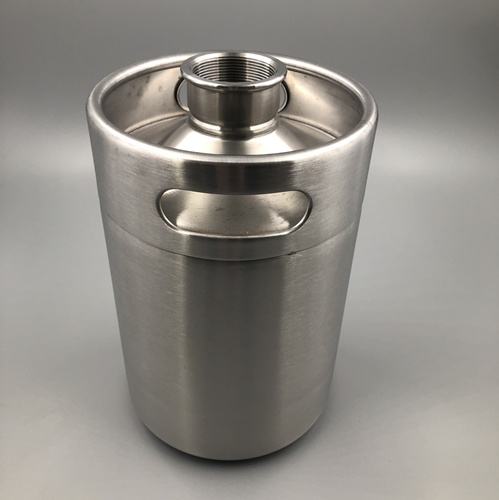 5l Draft Beer Party Keg In Stainless Steel Sinobatoo Com