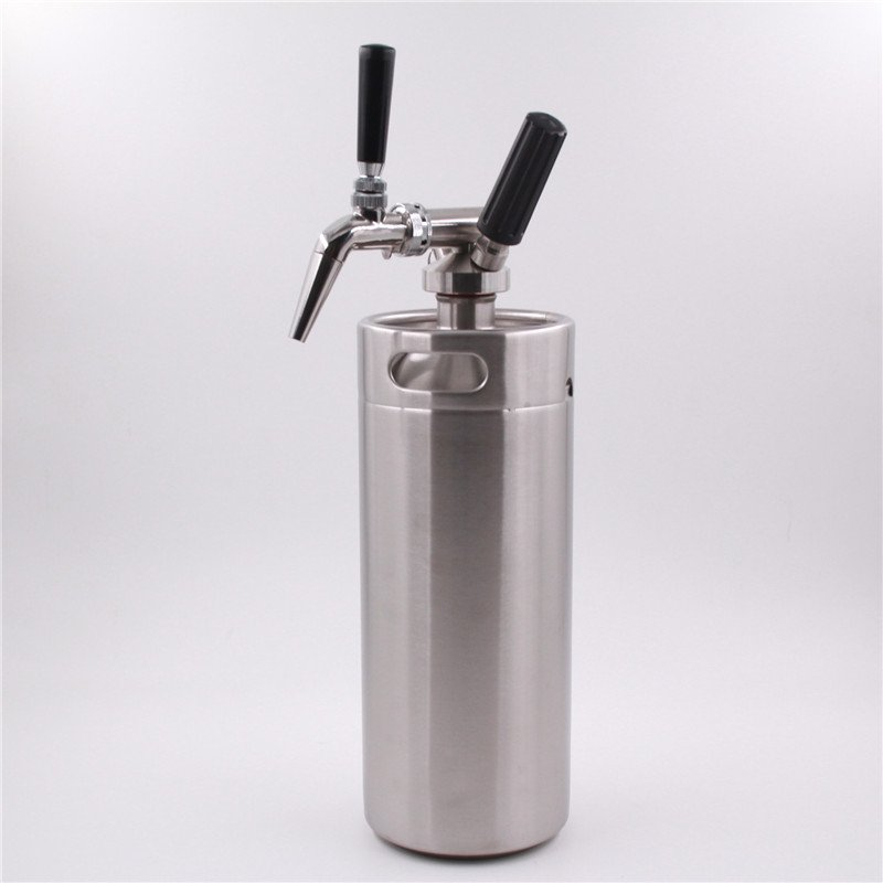 64oz 128oz Nitro Cold Brew Coffee Maker Nitro Keg System